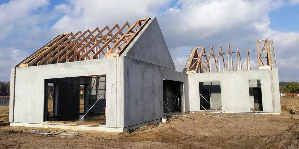 Dom jednorodzinny – Wielgowo